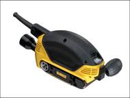 DEWALT DEWD26480 - D26480 64mm Compact Belt Sander 500 Watt 230 Volt