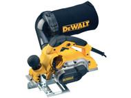 DEWALT DEWD26500KL - D26500K Planer in Kit Box 1050 Watt 110 Volt
