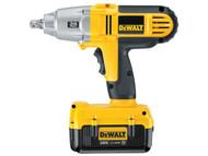 DEWALT DEWDC800M2 - DC800M2 Cordless High Torque Impact Wrench 36 Volt 2 x 4.0Ah Li-Ion