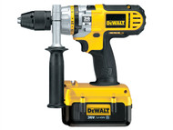 DEWALT DEWDC901M2 - DC901M2 Cordless Hammer Drill Driver 36 Volt 2 x 4.0Ah Li-Ion