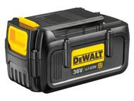 DEWALT DEWDCB361 - DCB361 Heavy-Duty Slide Pack Battery 36 Volt 2.0Ah Li-Ion