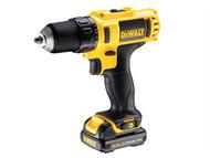 DEWALT DEWDCD710D2 - DCD710D2 Compact Drill Driver 10.8 Volt 2 x 2.0Ah Li-Ion