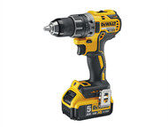 DEWALT DEWDCD791P2 - DCD791P2 Brushless Compact Drill Driver 18 Volt 2 x 5.0Ah Li-Ion