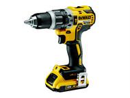 DEWALT DEWDCD796D2 - DCD796D2 XR Brushless Hammer Drill 18 Volt 2 x 2.0Ah Li-Ion