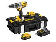 DEWALT DEWDCD985M3K - DCD985M3K XRP Premium Combi Hammer Drill 18 Volt 3 x 4.0Ah Li-Ion