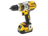 DEWALT DEWDCD995M3K - DCD995M3 XR 3 Speed Brushless Hammer Drill Driver 18 Volt 3 x 4.0Ah Li-Ion