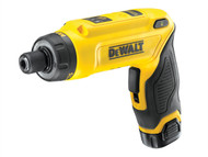 DEWALT DEWDCF680G2 - DCF680G2 Motion Activated Screwdriver 7.2 Volt 2 x 1.0Ah Li-Ion
