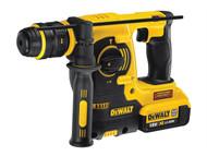 DEWALT DEWDCH254M2 - DCH254 M2 SDS Plus 3 Mode Hammer Quick Change Chuck 18 Volt 2 x 4.0Ah Li-Ion
