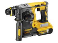 DEWALT DEWDCH273P2 - DCH273P2 Brushless XR 3 Mode Hammer 18 Volt 2 x 5.0Ah Li-Ion