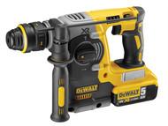 DEWALT DEWDCH274P2 - DCH274P2 Brushless XR 3 Mode Quick Chuck Hammer 18 Volt 2 x 5.0Ah Li-Ion