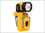 DEWALT DEWDCL510N - DCL 510N Compact LED Flashlight 10.8 Volt Bare Unit