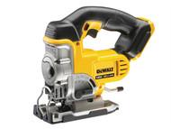 DEWALT DEWDCS331N - DCS331N XR Premium Cordless Jigsaw 18 Volt Bare Unit