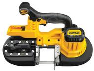 DEWALT DEWDCS371N - DCS371 Cordless Compact Bandsaw 18 Volt Bare Unit