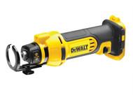 DEWALT DEWDCS551N - DCS551NT XR Li-Ion Cordless Drywall Cut-Out Tool 18 Volt Bare Unit