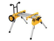 DEWALT DEWDE7400 - DE7400-XJ Heavy-Duty Rolling Table Saw Stand