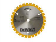 DEWALT DEWDT1202QZ - Trim Saw Blade 136 x 10mm x 30T Fine Finish