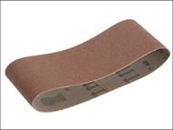 DEWALT DEWDT3315QZ - Sanding Belts 560 x 100mm x 80g (Pack of 3)