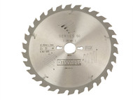 DEWALT DEWDT4322QZ - Circular Saw Blade 250 x 30mm x 40T Series 60 General-Purpose