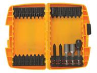 DEWALT DEWDT70501QZ - DT70501 Impact Drill & Screwdriver Set 29 Piece