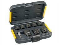 DEWALT DEWDT7507QZ - DT7507 Impact Socket Set of 9 Metric 1/2in Drive