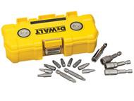 DEWALT DEWDT7918QZ - DT7918 Magbox Set of 15 PH/PZ Drill Bits