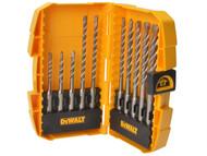 DEWALT DEWDT7935QZ - DT7935 SDS Plus Drill Bit Set of 10