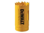 DEWALT DEWDT8125QZ - Bi Metal Deep Cut Holesaw 25mm