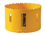 DEWALT DEWDT8183QZ - Bi Metal Deep Cut Holesaw 83mm