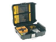 DEWALT DEWDT9281QZ - DT9281 Mini MAC Masonry & Metal Drilling Kit Set of 63