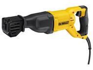 DEWALT DEWDWE305PK - DW305PK Reciprocating Saw 1100 Watt 240 Volt