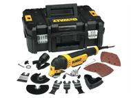 DEWALT DEWDWE315KTL - DWE315KT Multi-Tool Quick Change Kit & TSTAK 300 Watt 110 Volt
