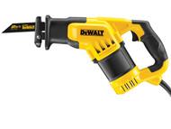 DEWALT DEWDWE357K - DWE357K Compact Reciprocating Saw 1050 Watt 240 Volt