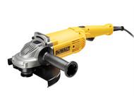 DEWALT DEWDWE490 - DWE490 230mm Angle Grinder 2000 Watt 240 Volt