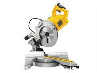 DEWALT DEWDWS778 - DWS778 250mm Mitre Saw 1850 Watt 240 Volt