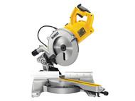 DEWALT DEWDWS778L - DWS778 250mm Mitre Saw 1850 Watt 110 Volt