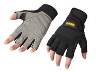 DEWALT - Rapid Fit Fingerless Gloves