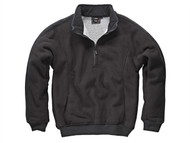 Dickies - Eisenhower Fleece Pullover Grey - M (40-42in)