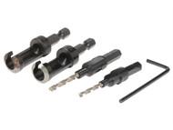 Disston DIS5603 - Screwdigger / Plugcutter Pack