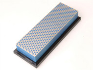 DMT DMTW6CP - Diamond Whetstone 150mm Plastic Case Blue 325 Grit Coarse