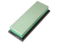 DMT DMTW6EP - Diamond Whetstone 150mm Plastic Case Green 1200 Grit Extra Fine