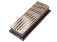 DMT DMTW6XP - Diamond Whetstone 150mm Plastic Case Black 220 Grit Extra Coarse