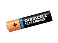 Duracell DURAAAK4UM3 - AAA Cell Ultra Power Batteries Pack of 4 RO3A/LR03