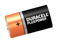 Duracell DURCK6P - C Cell Plus Power Batteries Pack of 6 R14B/LR14