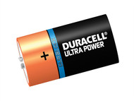 Duracell DURDK2UM3 - D Cell Ultra Power Batteries Pack of 2