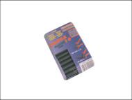 Edma EDM0445 - Green Coated Steel Hog Ring Omega 16(250)