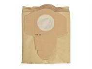 Einhell EIN2351152 - Dust Bags (5) For INOX 1250 Vacuum