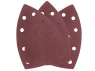 Einhell EIN49496108 - Sanding Sheets 80G Pack of 5