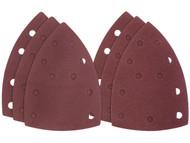 Einhell EIN49496170 - Sanding Sheets Assorted Pack of 12