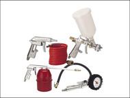 Einhell EINAIR5KIT - Air Tool 5 Piece Kit