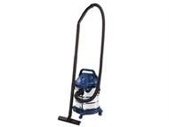 Einhell EINBTVC1250S - BTVC1250S Wet & Dry Vacuum 20 Litre 1250 Watt